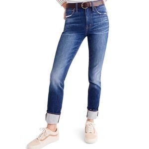 Madewell The High-Rise Slim Boyjean Jeans Size 23